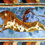 Minoan art provides insight into the culture that flourished in Crete during Prehistoric times.
