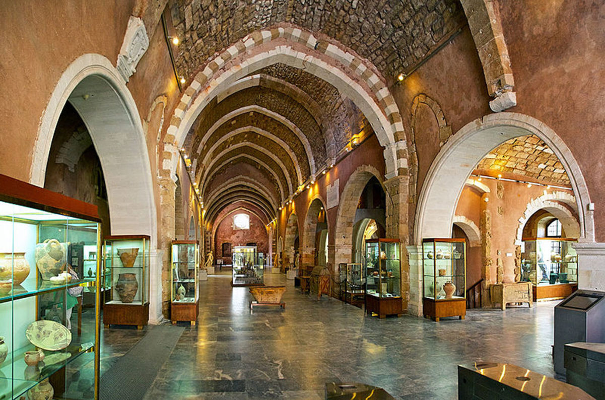 The daily Chania Market or Agora is very popular with tourists and locals alike.