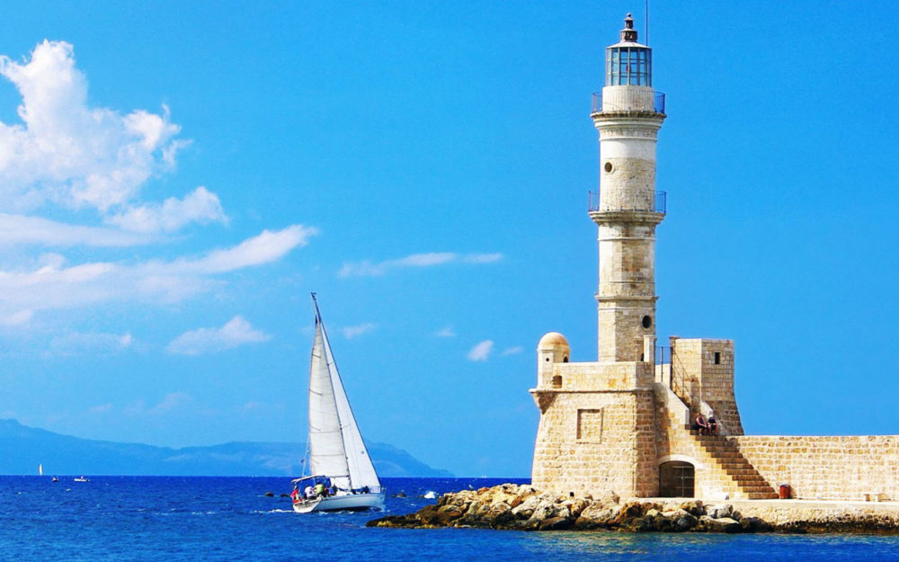 Chania's Venetian Harbour was carefully built in the 14th century for commercial purposes and for protection against pirate raids. Today it is a point of reference for the city of Chania, and a much-photographed place with a touch of magic!